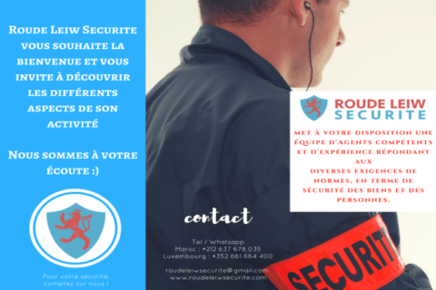ProWebDeal Agence Web Tanger Roude Leiw Surveillance