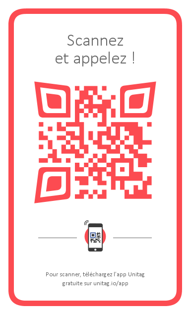 ProWebDeal Agence Web Tanger QRCode